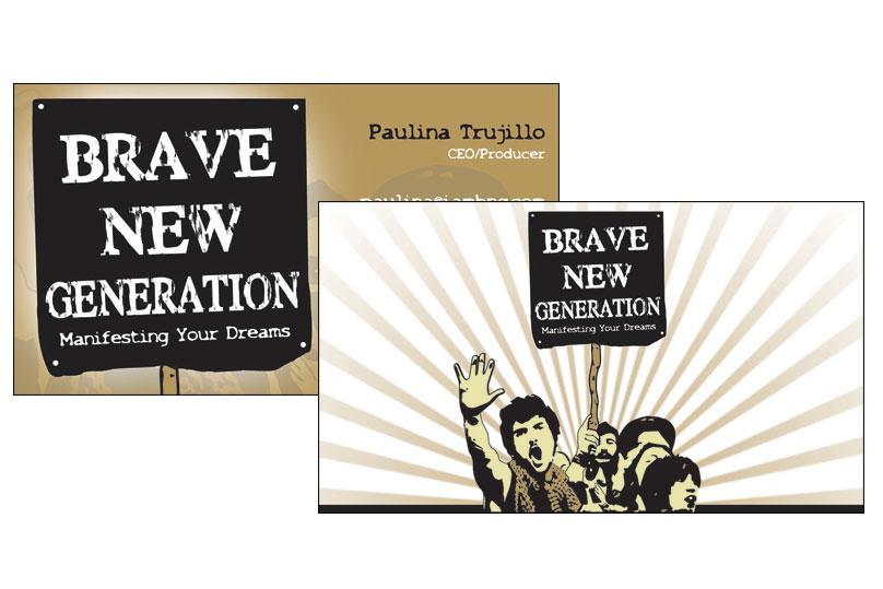 Brave New Generation